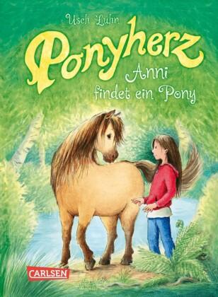 Ponyherz 1: Anni findet ein Pony