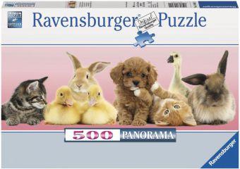 Tierische Freunde (Puzzle)