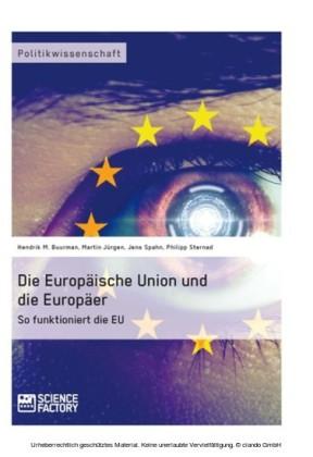 Die Europäische Union und die Europäer