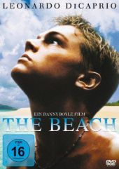 The Beach, 1 DVD Cover