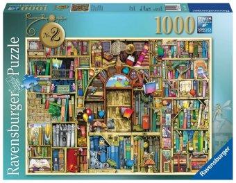 Magisches Bücherregal Nr. 2 (Puzzle)