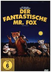 Der fantastische Mr. Fox, 1 DVD