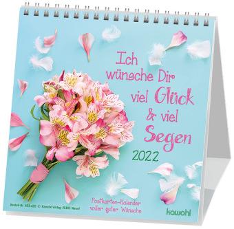 Ich wünsche Dir viel Glück & viel Segen 2020