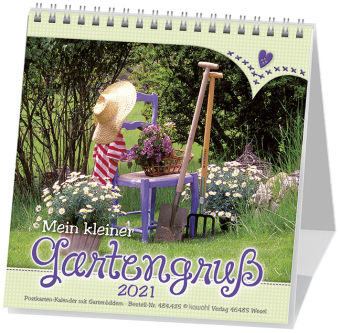 Mein kleiner Gartengruß 2020