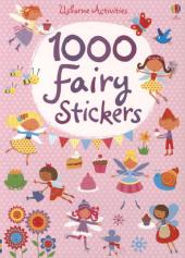 1000 Fairy Stickers Cover