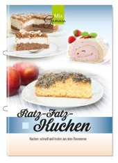 Ratz-Fatz-Kuchen Cover