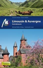 Limousin & Auvergne Zentralmassiv Cover