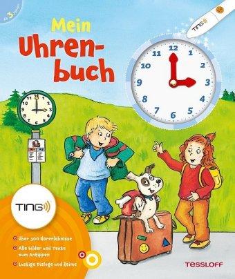 Mein Uhrenbuch, TING-Ausgabe