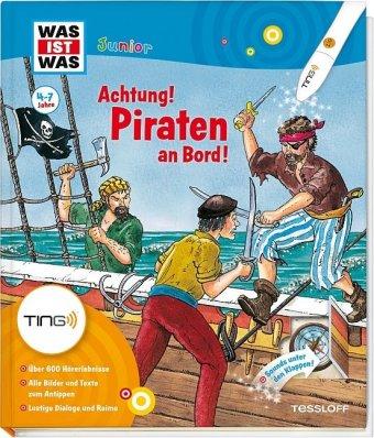 Achtung! Piraten an Bord!, TING-Ausgabe