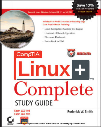CompTIA Linux+ Complete Study Guide