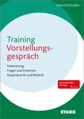 Training Vorstellungsgespräch Cover