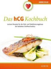 Das hCG Kochbuch Cover