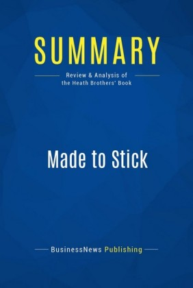 Summary: Made to Stick