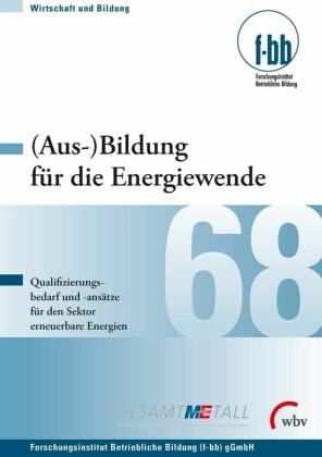 (Aus-)Bildung für die Energiewende -