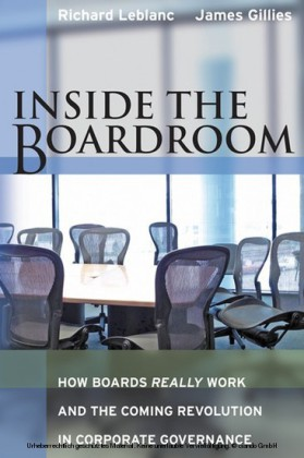 Inside the Boardroom