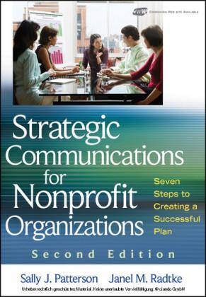 Strategic Communications for Nonprofit Organization