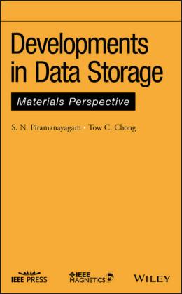 Developments in Data Storage