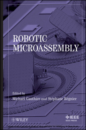 Robotic Micro-Assembly