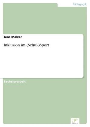 Inklusion im (Schul-)Sport
