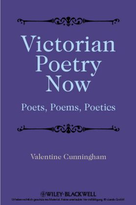 Victorian Poetry Now