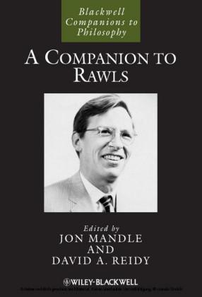 A Companion to Rawls
