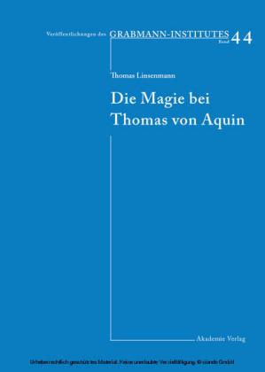 Die Magie bei Thomas von Aquin