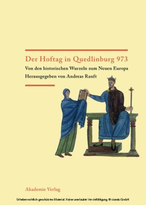 Der Hoftag in Quedlinburg 973