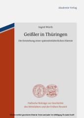 Geißler in Thüringen