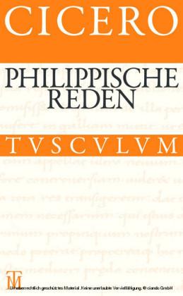 Die philippischen Reden / Philippica