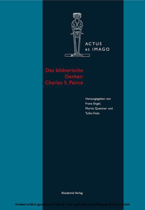 Das bildnerische Denken: Charles S. Peirce