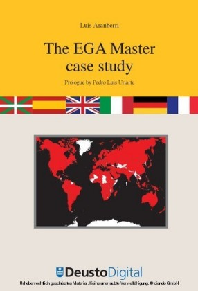 The EGA Master case study