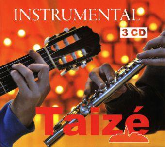 Taizé Instrumental, 3 Audio-CDs
