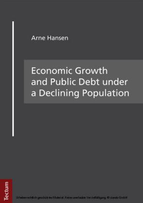 Economic Growth and Public Debt under a Declining Population