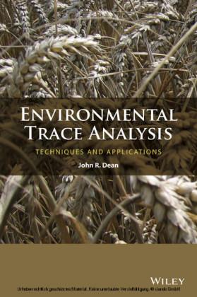 Environmental Trace Analysis