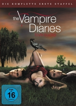 The Vampire Diaries, 6 DVDs