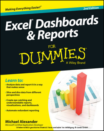 Excel Dashboards and Reports For Dummies,