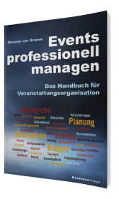 Events professionell managen Cover
