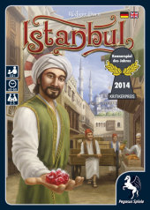Istanbul (Spiel) Cover