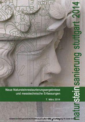 Natursteinsanierung Stuttgart 2014.