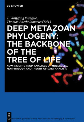 Deep Metazoan Phylogeny: The Backbone of the Tree of Life