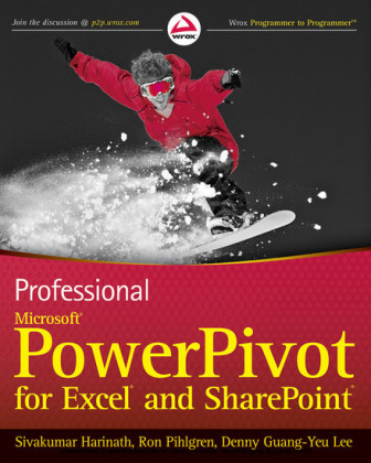 Professional Microsoft PowerPivot for Excel and SharePoint