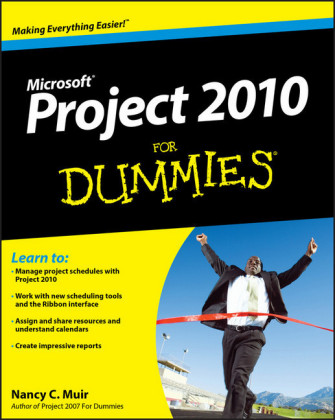 Project 2010 For Dummies,