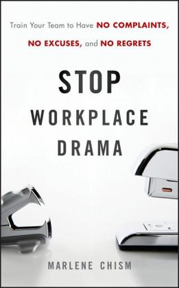 Stop Workplace Drama