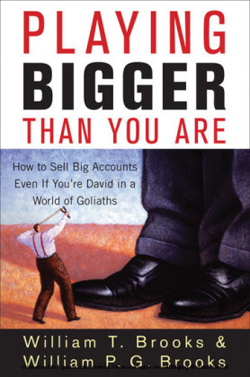 Playing Bigger Than You Are