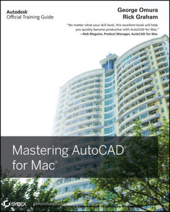 Mastering AutoCAD for Mac