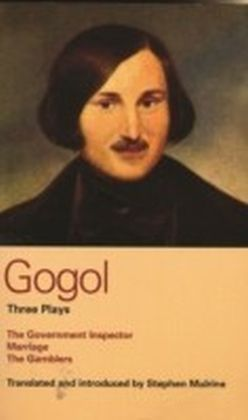 Gogol Three Plays