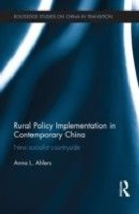 Rural Policy Implementation in Contemporary China