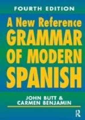 New Reference Grammar of Modern Spanish, 4th edition