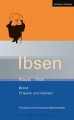 Ibsen Plays: 5