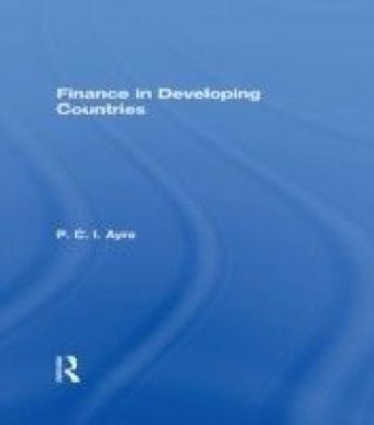 Finance in Developing Countries